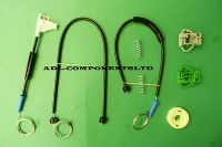 VW POLO CLASSIC WINDOW REGULATOR REPAIR KIT FRONT LEFT